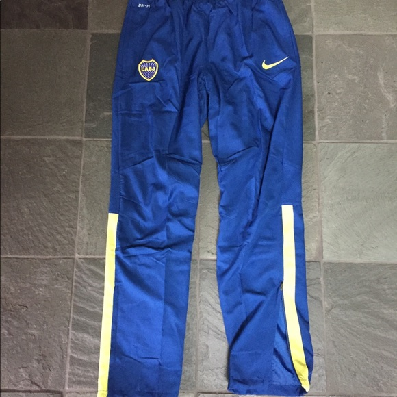 444be9475aa4 Nike Dri-Fit Boca jrs soccer training pants NWT